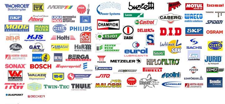 Ersatzteile für alle Marken